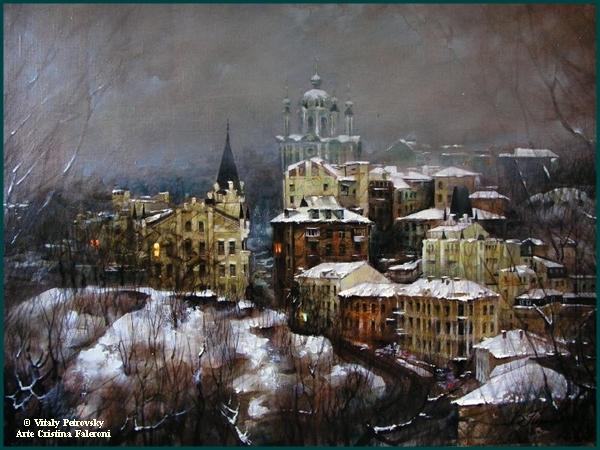 Vitaly Petrovsky