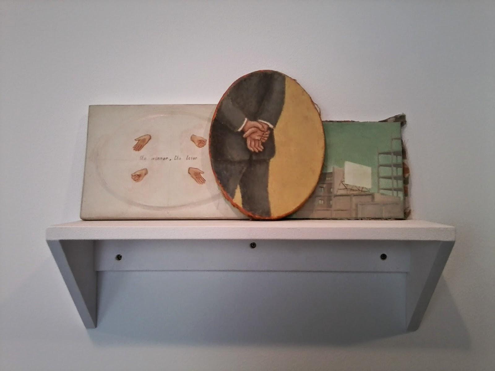 Blog de Arte, Voa-Gallery, Fundación ARCO, Colección, fotografía, Centro de Arte Alcobendas, Exposición temporal, Variation, Instalación, Francis Alys,