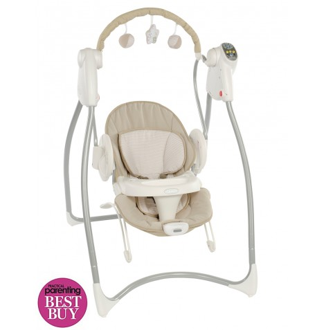 Graco Swing 'n' Bounce 2 in 1 Swing at Online4Baby