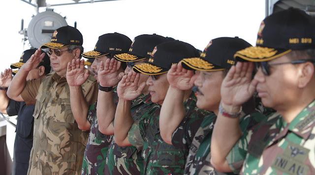 SBY: Papua dan Aceh merupakan wilayah RI