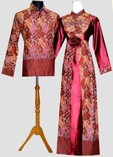Kebaya Modern Model Modifikasi Batik