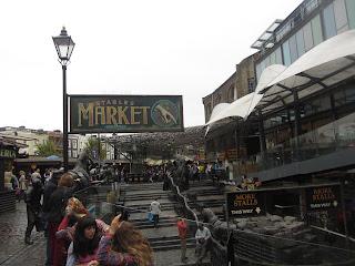 Stables Market, situado en el mercado de Camden Town.