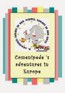 Comenipede 's adventures in Europe