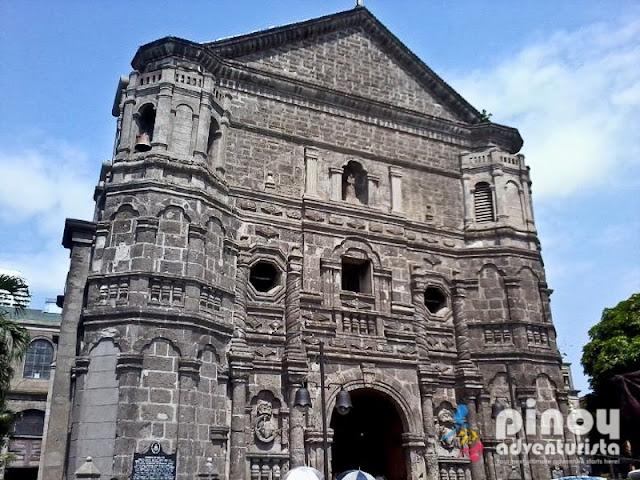 Old Churches to visit in Manila for Visita Iglesia