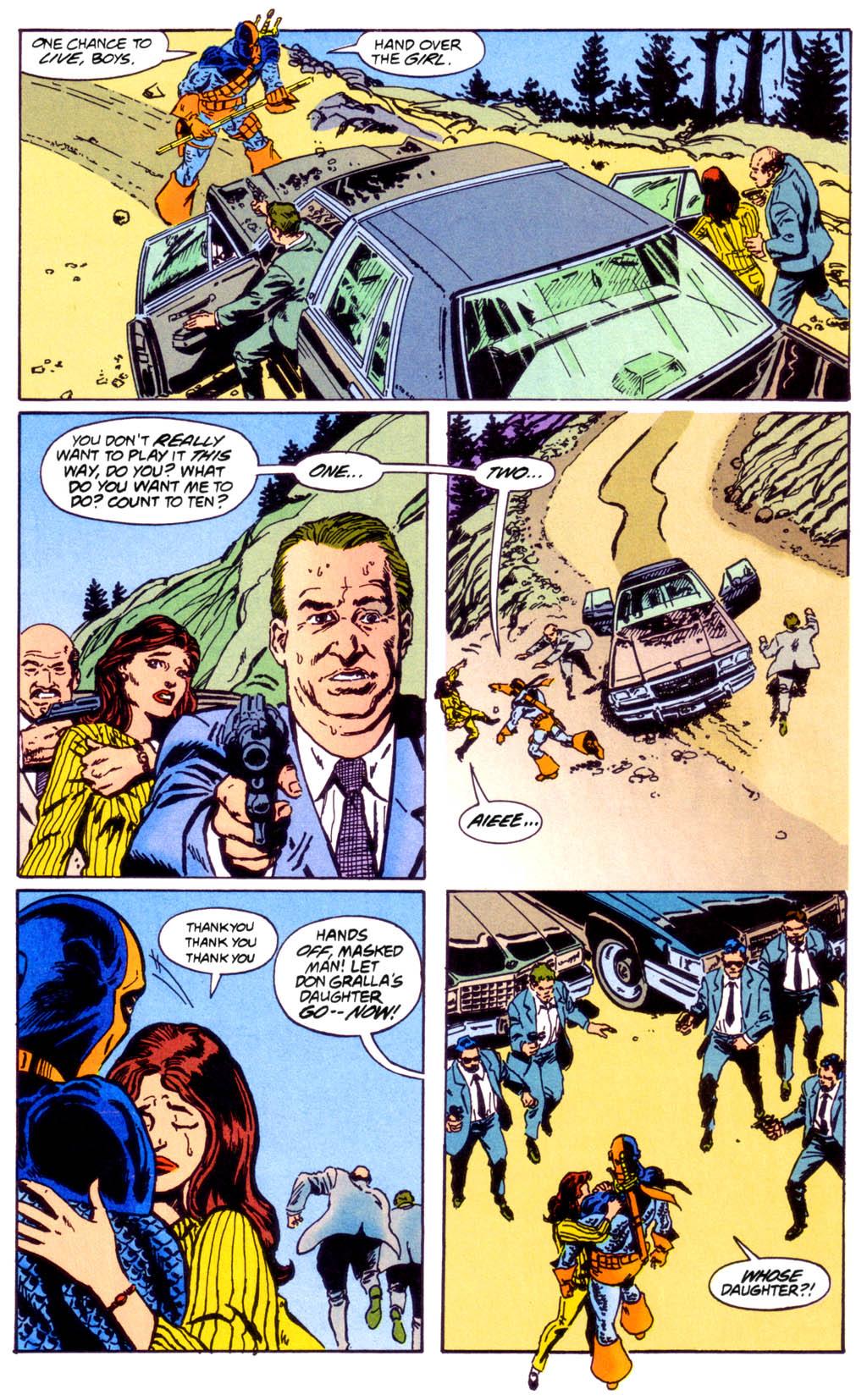 Deathstroke (1991) Issue #40 #45 - English 6