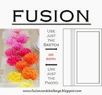 http://fusioncardchallenge.blogspot.in/2014/06/fusion-homemade-flowers-bright-colours.html