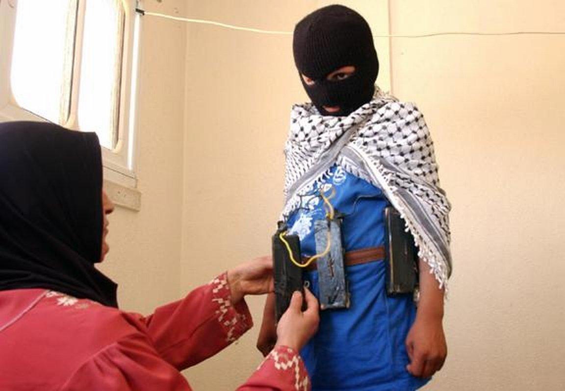 madre palestina
