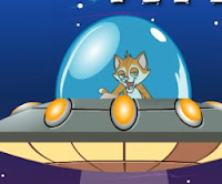 Juegos de escape Spaceship Pet Escape