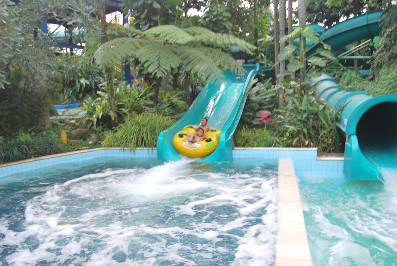 The Jungle Adventure Water Park Bogor