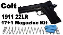 Colt 1911-22 High Capacity Magazine Kits