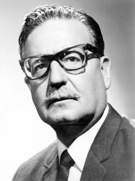 Salvador Allende Net Worth