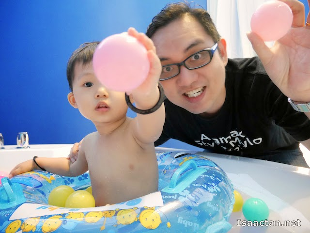 Giggling Jellyfish Baby Spa @ Bandar Sri Damansara