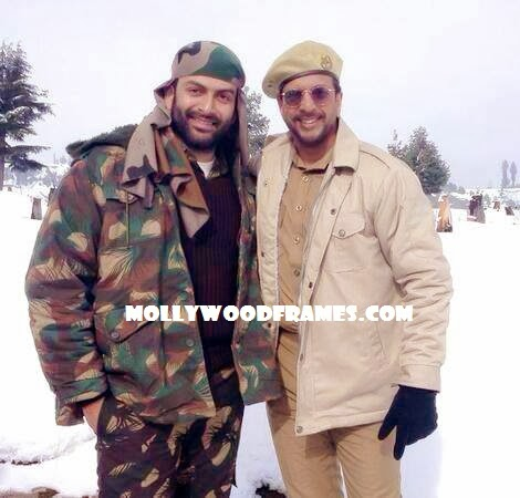 'Picket 43' - Prithviraj first time in Major Ravi movie