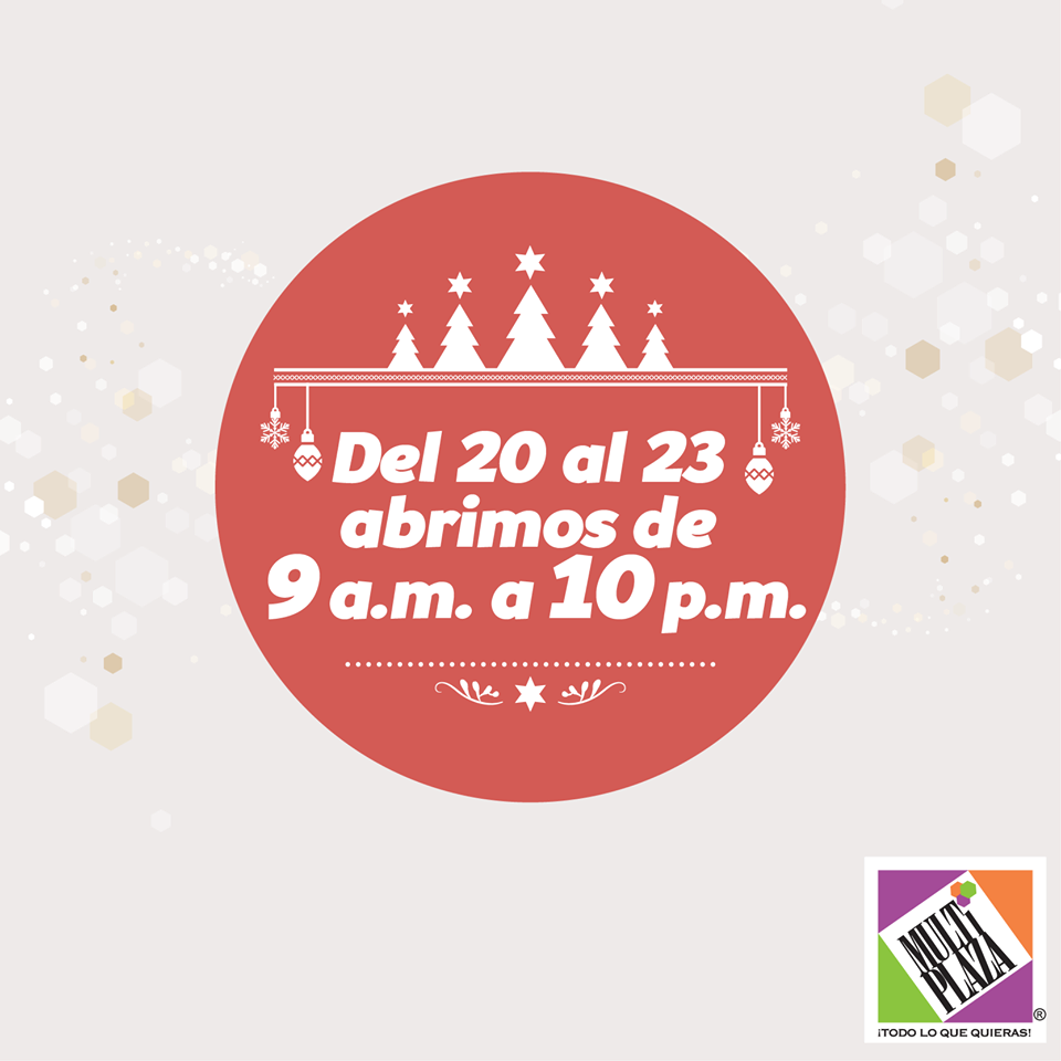 horarios comerciales 31 diciembre: