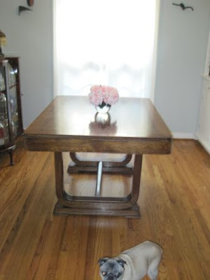 Tiger oak dining table, fun dining, Craigslist shopping, how to shop craigslist, Windsor Chair set, home decor, stylish furniture on a budget, DIY home