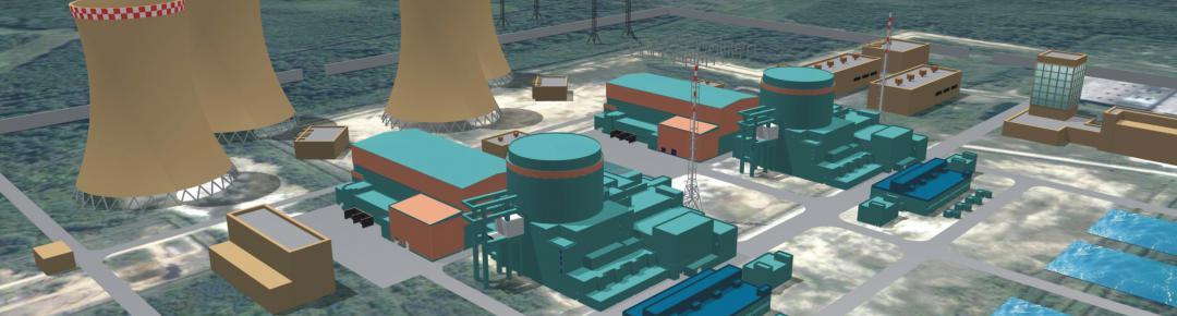 Атомные электрические станции