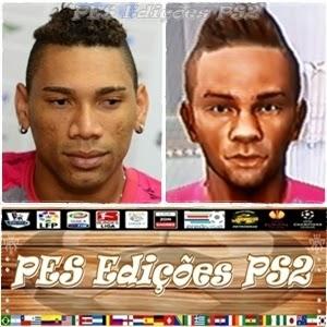 Flávio Caça-Rato (Santa Cruz) PES PS2
