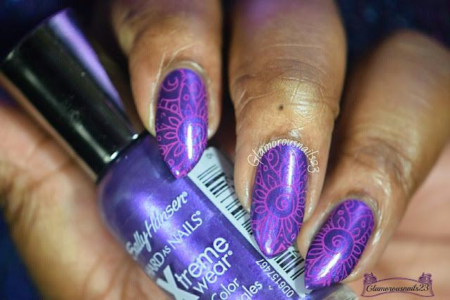Deep Purple & Tutti Stamping