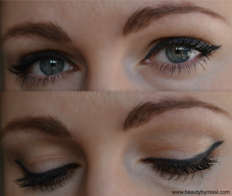 eotd: Cailyn Line-Fix Gel Eyeliner