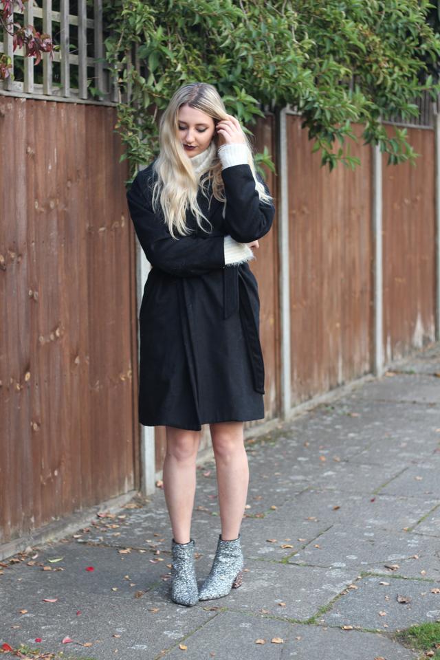 celine style coat high street