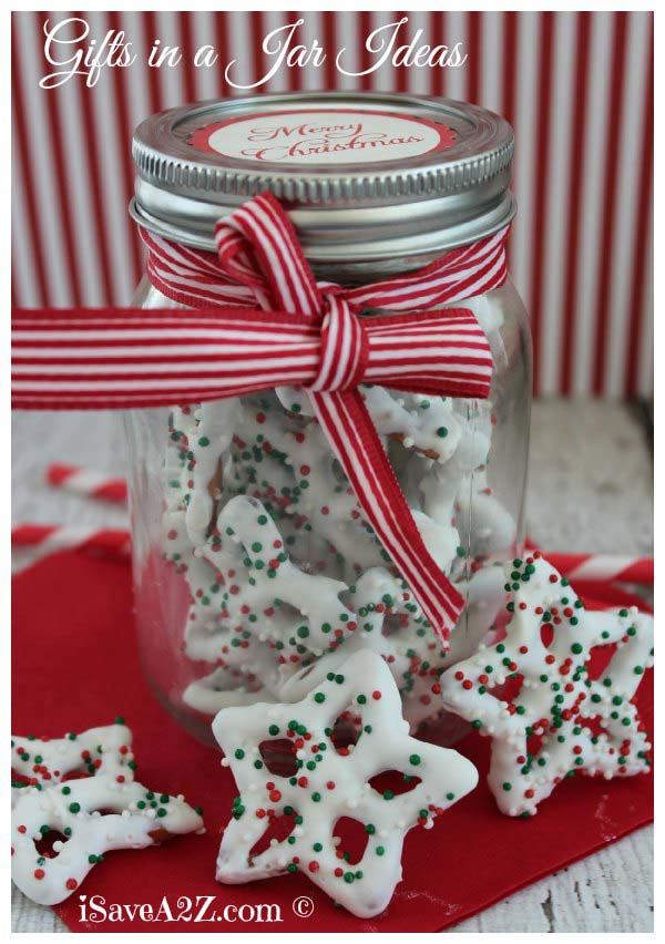 http://www.isavea2z.com/homemade-gifts-in-a-jar-ideas-for-christmas/#_a5y_p=1123985