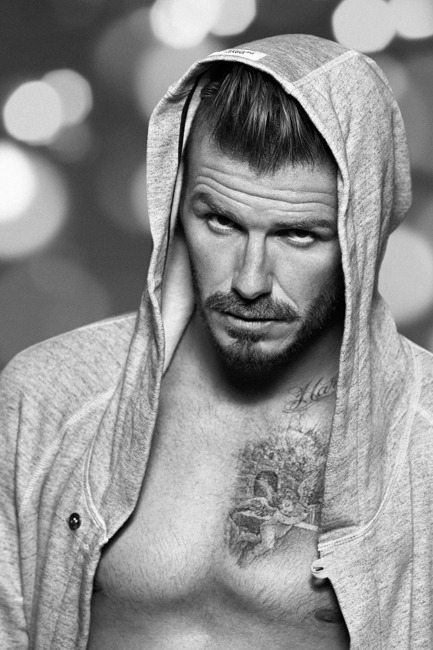 David Beckham for H & M Christmas