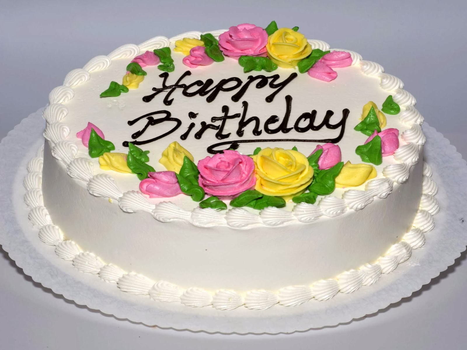 Cake Images For Birthday Wishes : Lovable Images: Happy Birthday Greetings free download ...