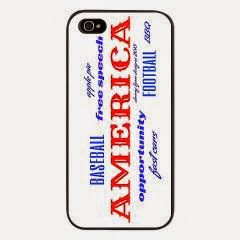 Celebrate America iPhone 5 Case