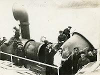Sailors on SM Berlin