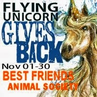 Flying Unicorns Gives Back