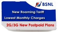 BSNL Cheapest FMC Postpaid Plans Roam Free