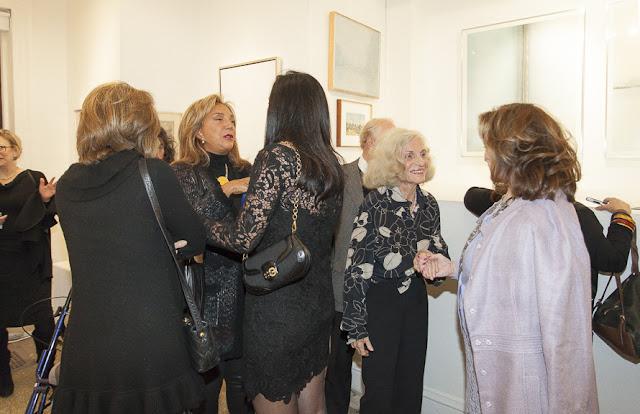 Denise Rich, Sonja Eisenberg, Leonard Tourne Gallery