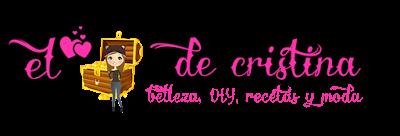EL BAUL DE CRISTINA - MODA, COCINA, BELLEZA Y MUCHO MAS