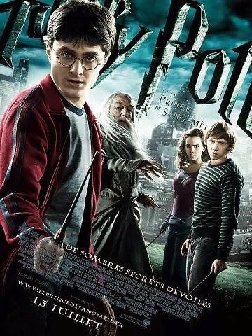 Harry Potter 6 et le Prince de sang mêlé