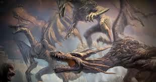 mil Dragones