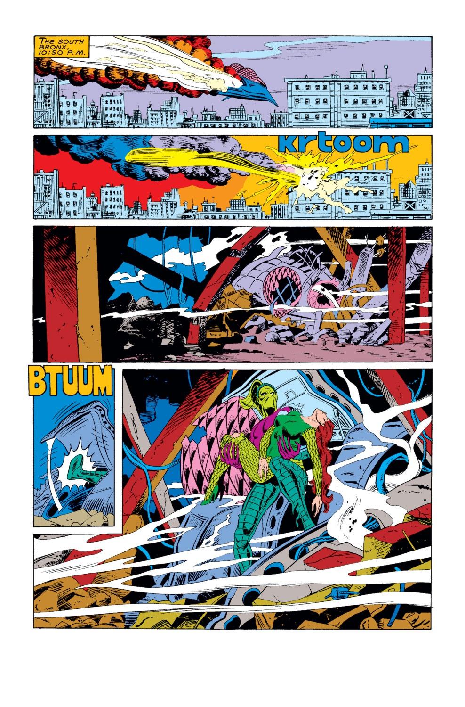 Captain America (1968) Issue #318 #246 - English 3