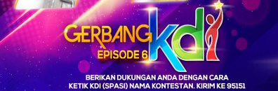 KDI yang tampil 12 april 2015 gerbang KDI episode ke 6