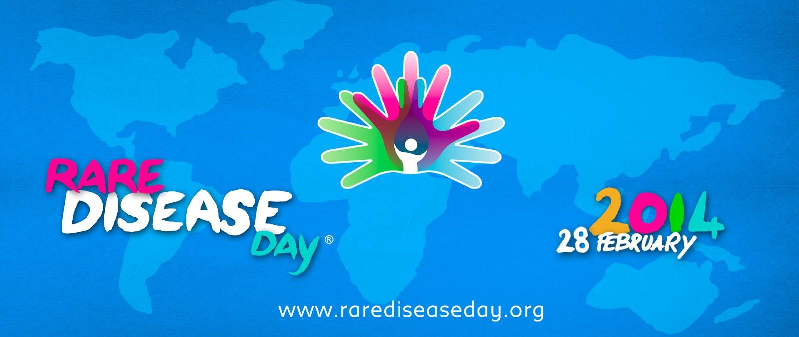 28 Febrero Día Mundial Enfermedades Raras