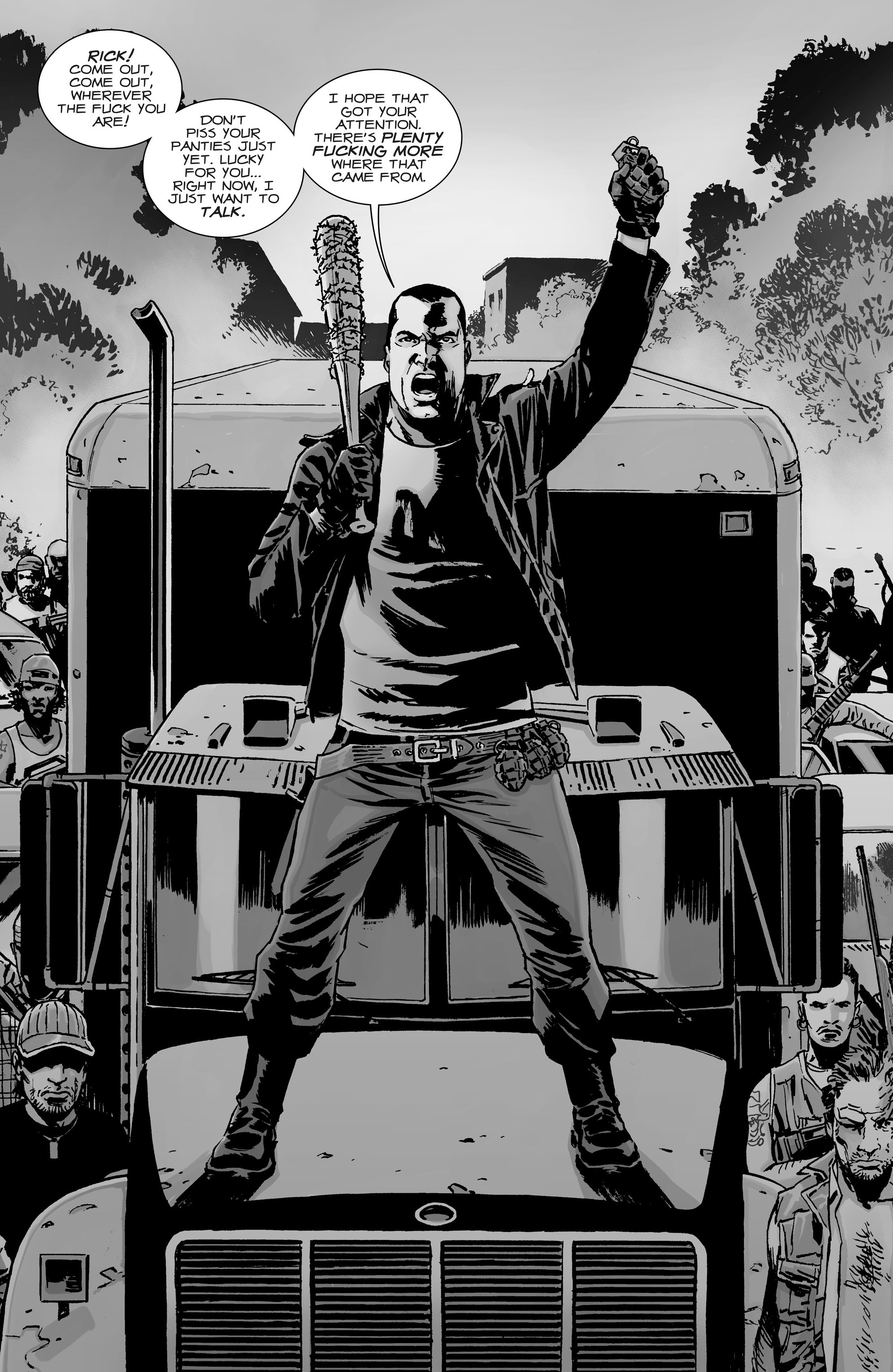 The Walking Dead Issue #119 Page 19