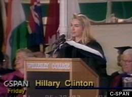 Hillary Clinton speech during 1992 presidential campaign still strikes a chord among women (VIDEO)