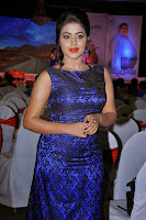 Actress Poorna at Laddu Babu Audio Launch stills 12