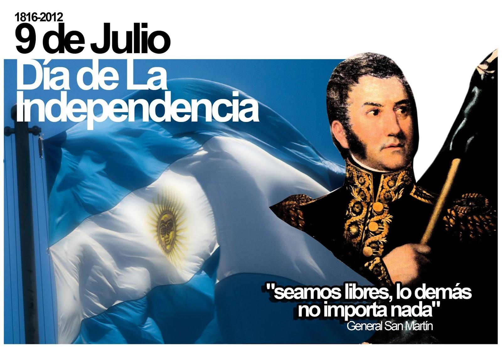 Frases Dia De La Independencia Argentina Frases Celebres | MEJOR