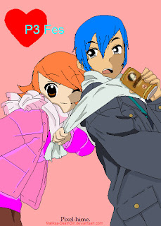 Dating mitsuru persona 3 battle 6