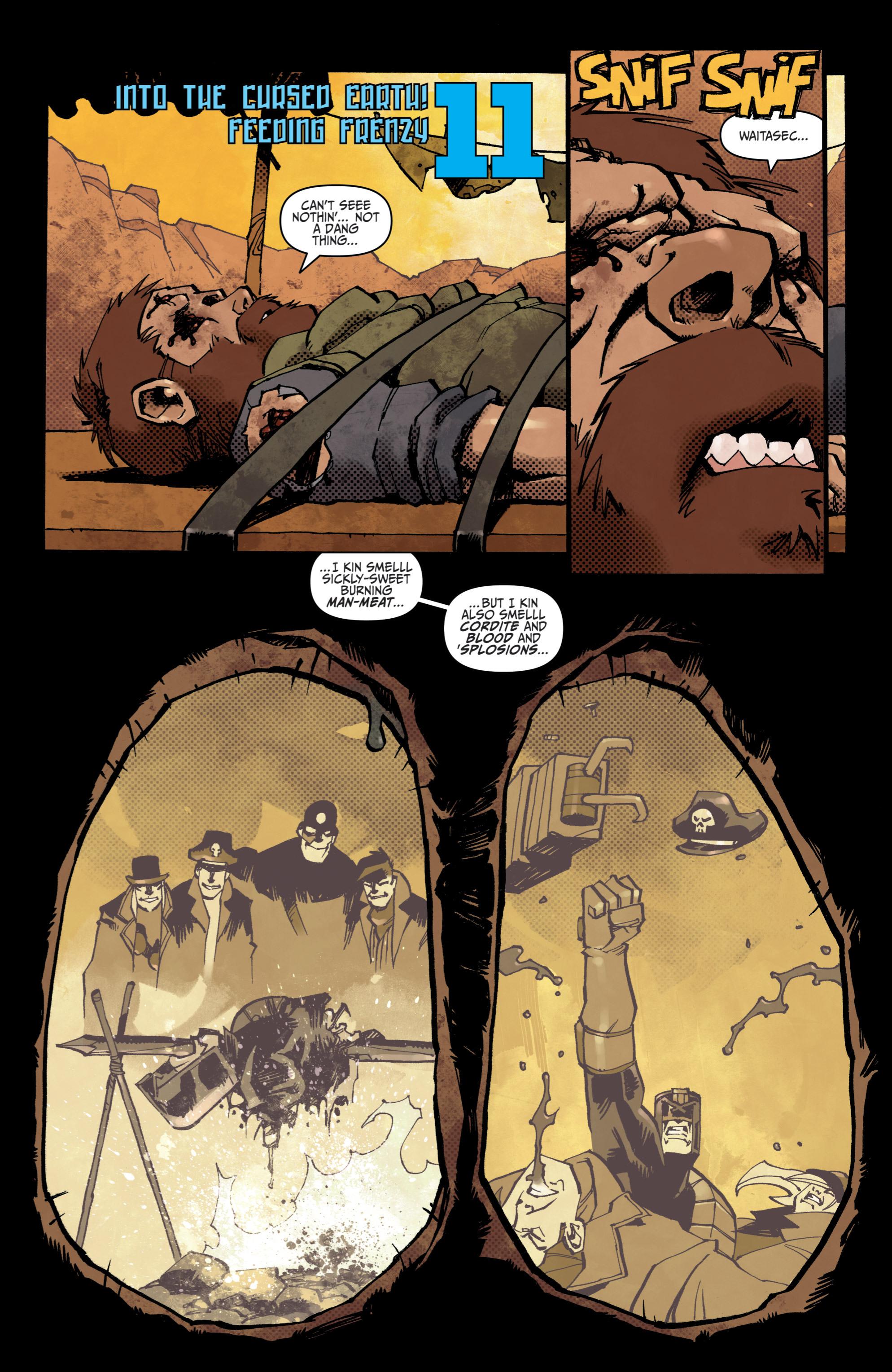 Read online Judge Dredd (2012) comic -  Issue # _TPB 3 - 77