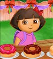 Dora Feast Time