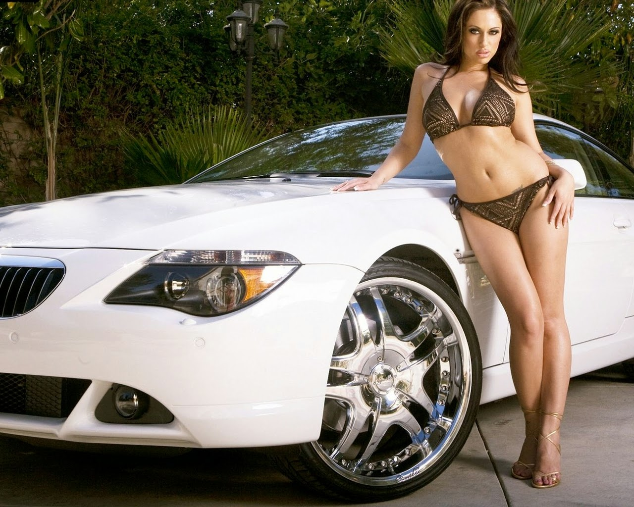 Sexy Girls And Cars Wallpapers Hd Part 6 O 1 Wallpaper