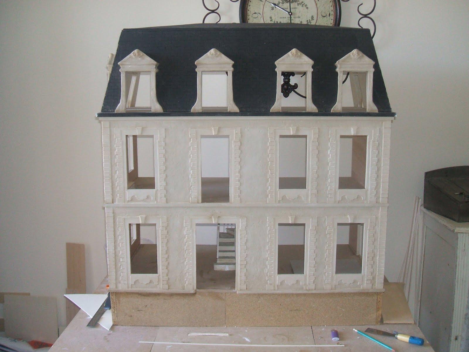 maison miniature le petit monde de roseline mon premier. Black Bedroom Furniture Sets. Home Design Ideas