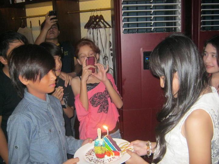 Kumpulan Foto Ulang Tahun Salsa Bessara