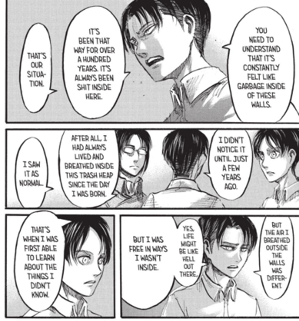 Attack on Titan Manga Attack on Titan Shingeki no