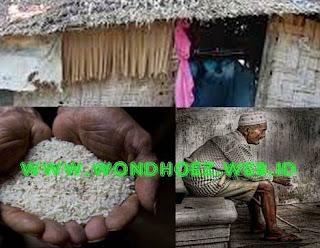 Apa arti Miskin, Faktor Penyebab Kemiskinan, Jumlah penduduk miskin tahun 2015, Solusi Pemecahan Kemiskinan,